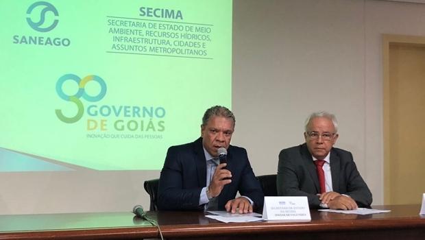 Para evitar nova crise, Saneago decreta situação de emergência no Meia Ponte e João leite