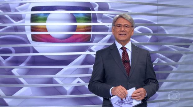Sergio Chapelin, do Globo Repórter, vai deixar a TV Globo em 2020