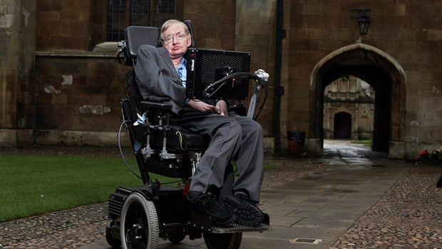 Stephen Hawking morre aos 76 anos de idade