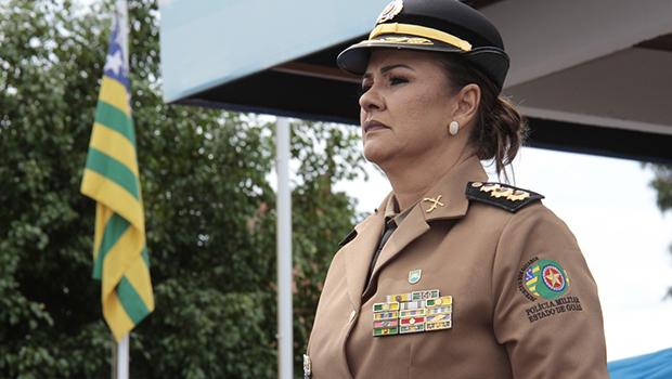 Coronel Silvana comanda PM numa região moderna mas conservadora
