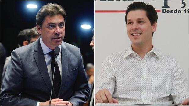 Por vaga para candidatura ao Senado, Wilder Morais se alinha com Daniel Vilela