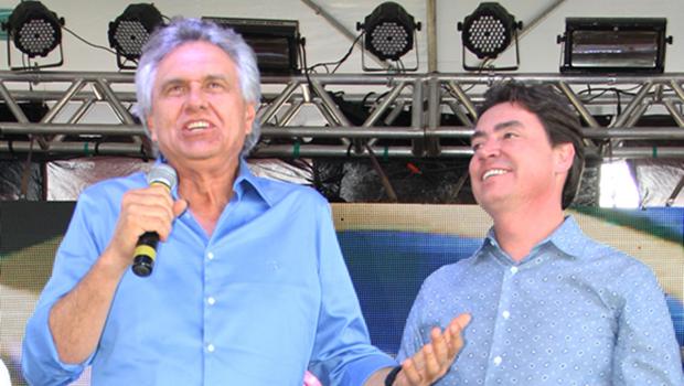 Prefeitos abandonam Wilder Morais porque se aliou ao candidato que quer destruir legado do Tempo Novo