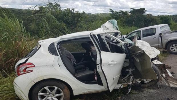 Vice-prefeito de Cocalzinho de Goiás fica ferido em acidente com quatro mortos
