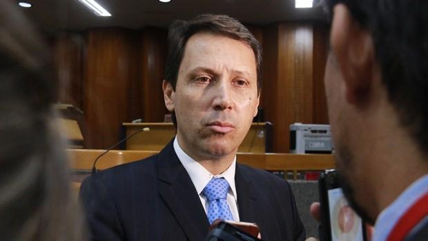Câmara devolverá menos recursos que em 2017 ao Poder Executivo, diz Andrey Azeredo