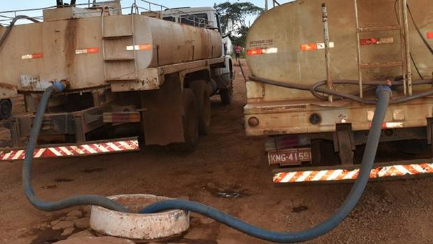 Vereadores identificam descarte irregular de chorume no aterro de Goiânia