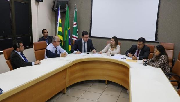 Comissão para fiscalizar obras paradas em Goiânia pode ter alteração de membros