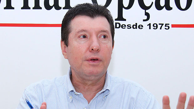 """""""Estou mudo, cego e calado"""", diz José Nelto sobre montagem de governo"""