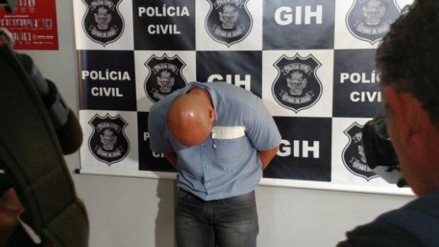 Estudante de direito é preso suspeito de matar piauiense em Goiás