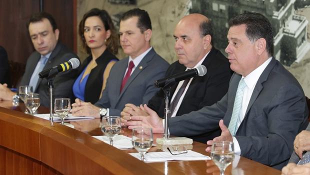 Governo e MP assinam acordo para ações de combate às drogas em Goiás