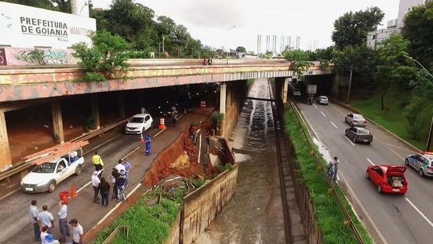 O drama da Marginal Botafogo não tem solução fácil. Seria preciso ter um prefeito de verdade