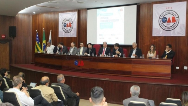 Comissões da OAB-GO apoiam que revisão do Plano Diretor busque revitalização do Centro