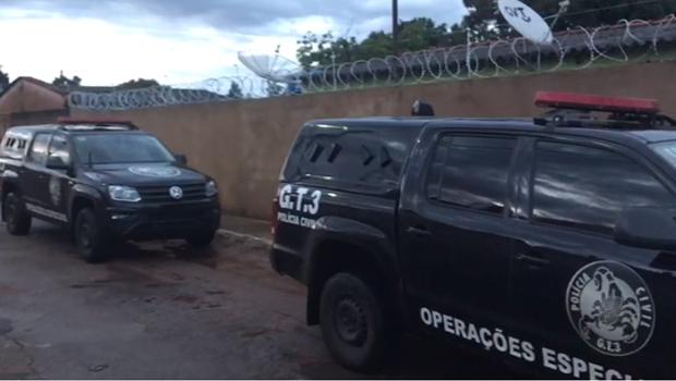 Ao menos 14 são presos em operação contra furtos e roubos na zona rural em Goiás