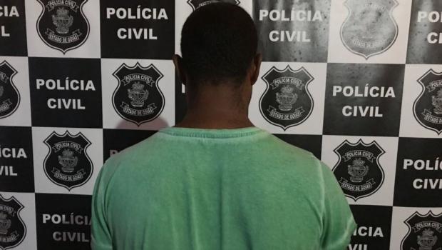Homem é preso em Goiás suspeito de abusar sexualmente da enteada de 14 anos