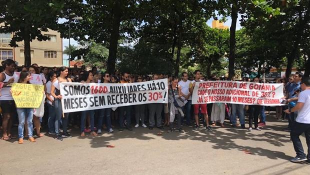 Auxiliares da Educação não descartam greve por falta de pagamento de incentivo