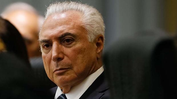 Resultado de imagem para Temer sanciona reajuste para ministros do STF