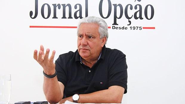 Vilmar Rocha pode ser suplente de Marconi Perillo ou de Lúcia Vânia