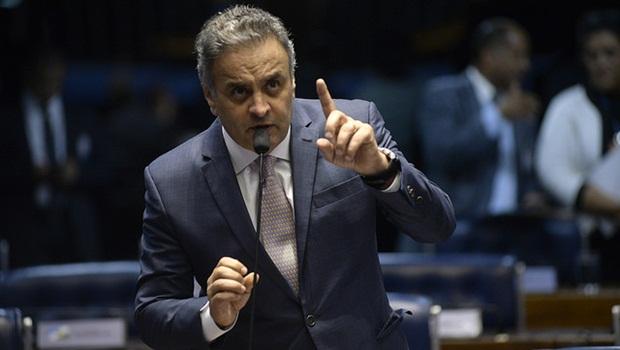 Juiz de Primeiro Grau recebe denúncia contra Aécio Neves
