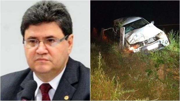 Ex-deputado estadual e federal Junior Coimbra morre em acidente automobilístico
