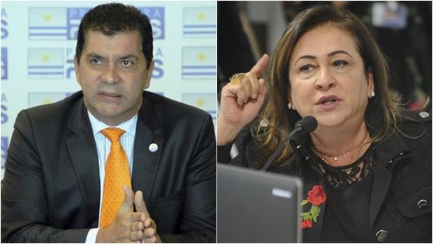 Candidaturas de Amashta e Kátia Abreu sofrem pedidos de impugnação