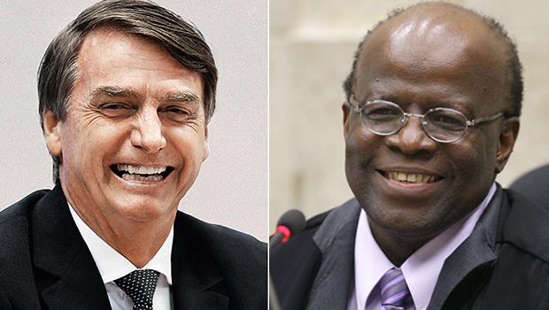 Sem Lula, Bolsonaro lidera intenções de votos, mas Barbosa vence no 2º turno