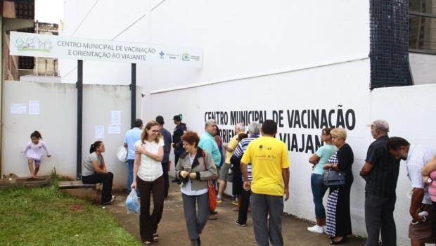 Campanha de vacinação contra H1N1 só será retomada na 4ª-feira em Goiânia