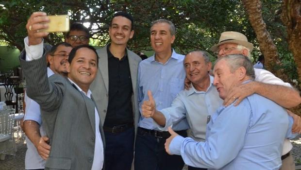 José Eliton recebe lideranças do PSDB e destaca força da militância em Goiás