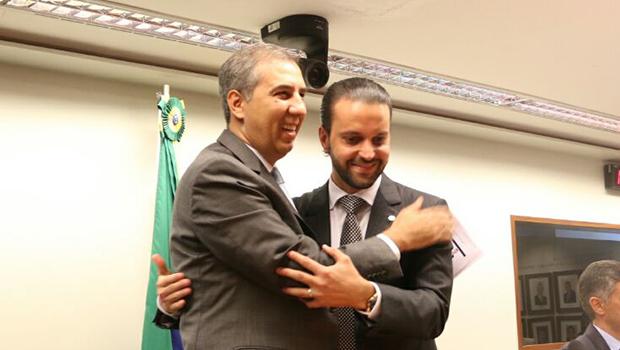 Baldy e José Eliton discutem novos investimentos para Goiás