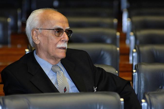 Morre o jornalista Rubem Azevedo Lima. Ele tinha 94 anos