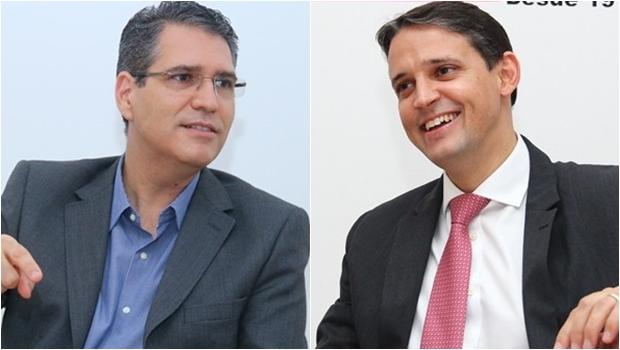Deputado aposta em Thiago Peixoto para vice de José Eliton