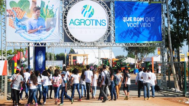 18ª Agrotins tem quase  100% dos estandes reservados
