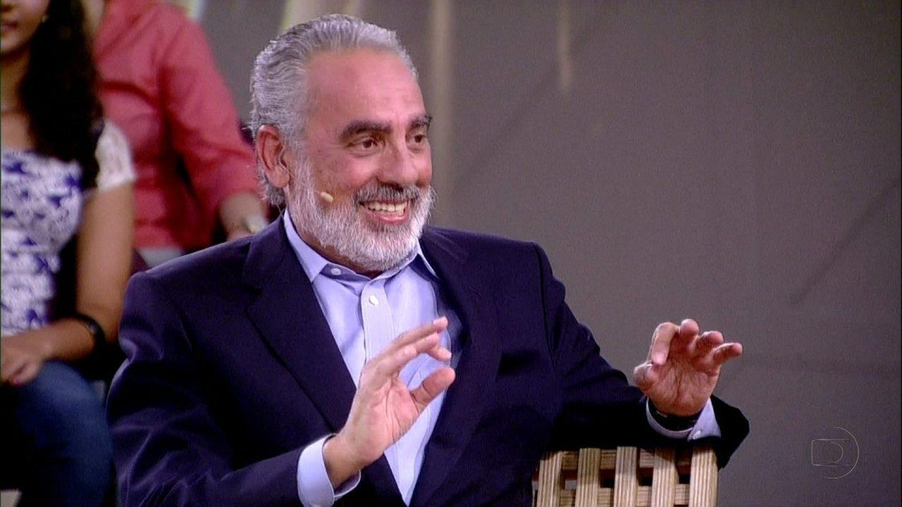 Tonico Ferreira pede demissão da TV Globo