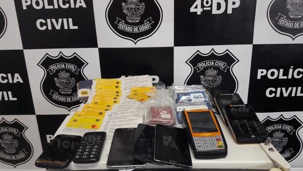 Motoristas são suspeitos de aplicar golpe em aplicativo de transporte em Goiânia