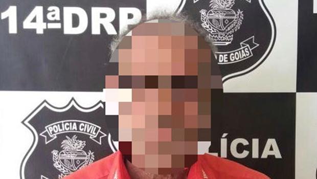 Homem é preso pela segunda vez por estuprar enteada portadora de Síndrome de Down