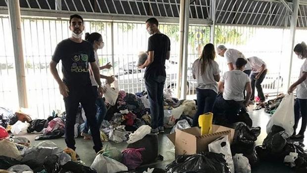 Jovens pedem doações de alimentos para famílias no sertão nordestino