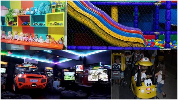 Conheça as melhores opções de bares e restaurantes em Goiânia para sair com crianças