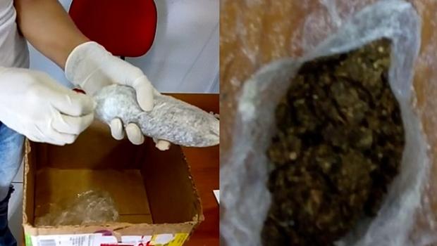 Mulher tenta entrar em presídio goiano com droga escondida nas partes íntimas