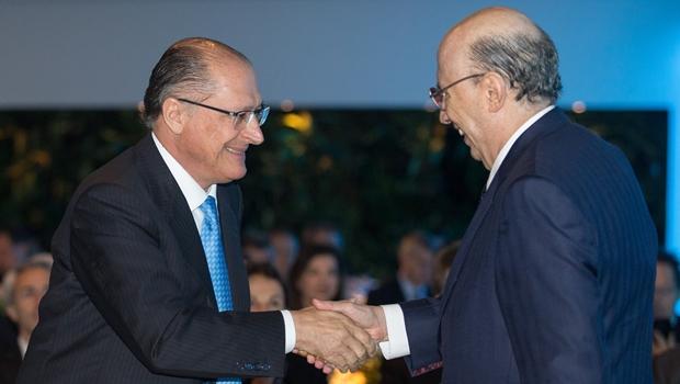 Chapa Alckmin-Meirelles vem aí?