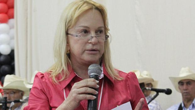 Magda Mofatto pode disputar contra candidato de Evandro Magal em Caldas Novas