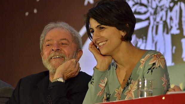 Vereador propõe título de cidadã goianiense à deputada gaúcha Manuela d'Ávila