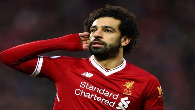 Com Mohamed Salah inspirado, Liverpool vence a Roma por 5 a 2
