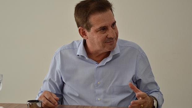 Recém filiado ao PP, Vanderlan diz não se importar em falar sobre troca de partido