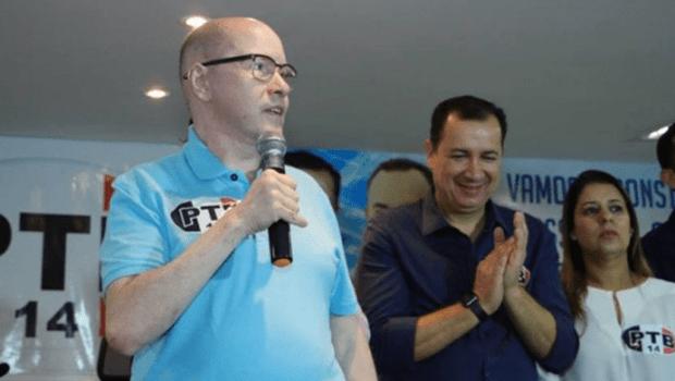 Hildo do Candango apoia Demóstenes Torres para senador