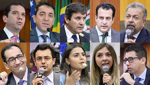 Pelo menos dez vereadores de Goiânia são pré-candidatos em 2018
