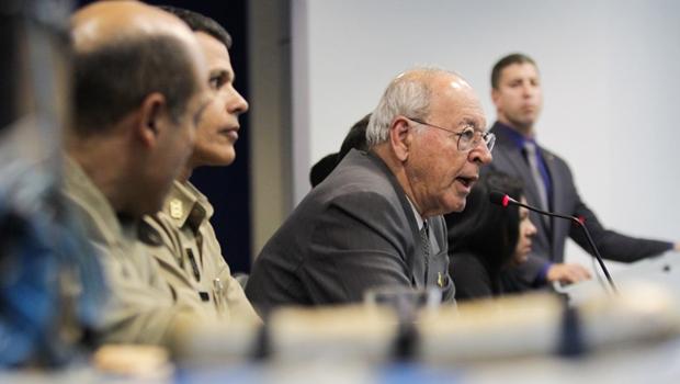 Irapuan agiu com firmeza para que crise dos caminhoneiros não abalasse Goiás