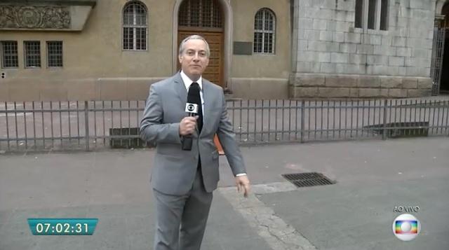 Burnier vai cobrir a Copa da Rússia e, na volta, vai para a Globo News