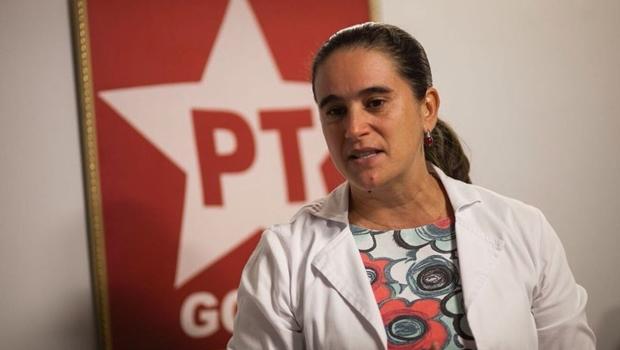 """""""Caiado fez a mesma coisa que Bolsonaro está fazendo agora"""", diz Kátia Maria"""