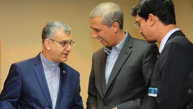 """O Irã é um país pacífico"""