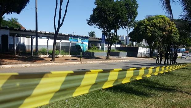 Após incêndio, grupo especial afirma que centro de internação possui condições para funcionar