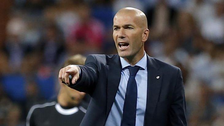 Real Madri não quer ser o 1º da Europa e o 2º da Espanha. É o motivo da queda de Zidane