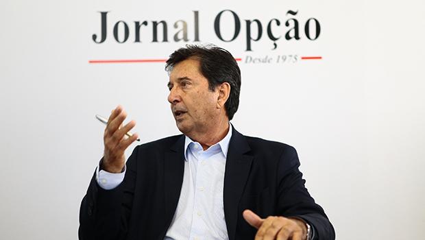 Maguito Vilela não sai do jogo e continua articulando para prefeito em Goiânia